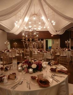 classy wedding decorations...some of these items are gorgeous. others eh i could do without