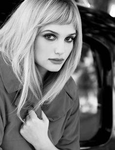 Alison Sudol.
