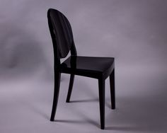 Higgins Rents Black Ghost Chairs