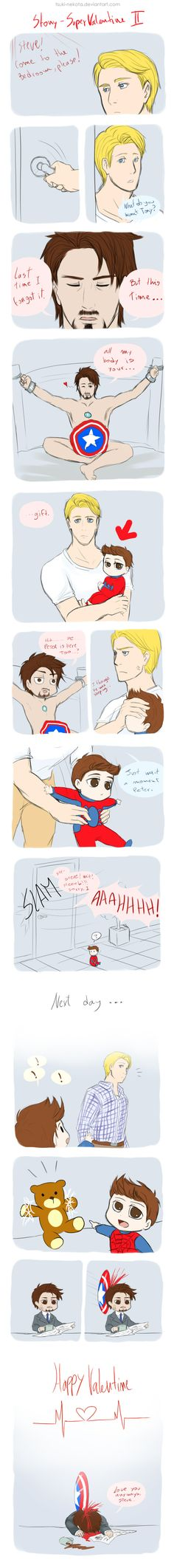 Stony - Super Valentine II by *Tsuki-Nekota on deviantART
