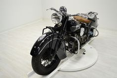 Very Rare 1941 Four Cylinder Indian Motorcycle, currently being auctioned on eBay for $67,500 (£44,132.07) (or Best Offer),  Item location: Lee, New Hampshire, United States.    http://ebay.co.uk/itm/331672162012?clk_rvr_id=908675693275&rmvSB=true and/or http://leecustomcycle.com/