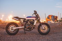 Next time you visit Cape Town, you can hire this CCM 664 street tracker from…