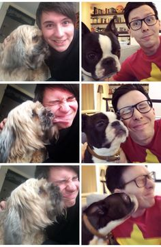 🐶🐶🐶 Phan Is Real, Jessie Paege, Dan And Phill, Phil 3, Sam And Colby, Playing Piano, Cat Whiskers, Danisnotonfire, Shane Dawson