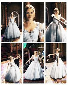 I loved Emma in a ball gown!! And of course the ball gown is stunning!!!! Thanks OUAT for some beautiful dresses!