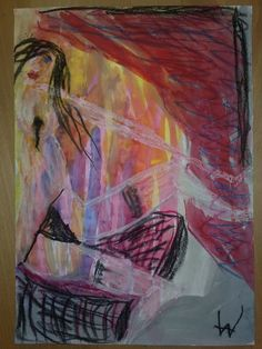www.walchimismus.com Art Of Seduction, Gouache, Red, Painting, Red Color, Colors, Pictures, Painting Art, Paintings