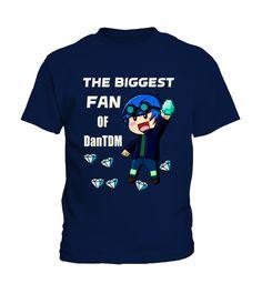 Tshirts  DanTDM T-shirt of the biggest fan   #tshirtsformen #shirts #tshirtsforwomen #tshirt #tshirtdesign #tshirtprinting