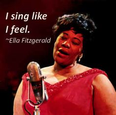 Probably the finest female vocalist of all time Ella Fitzgerald. Here she is with Nelson Riddle Singing THE best version of Imagination. From the album Ella . Choir Quotes, Jazz Quotes, Singing Quotes, Song Quotes, Ella Fitzgerald Quotes, Nelson Riddle, Musician Quotes, Classic Jazz, Music Promotion