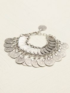 Free People Rize Double Layer Bracelet, $38.00