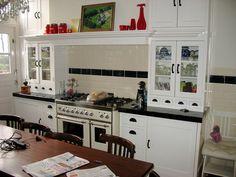 Keuken (5) met Boretti oven 365