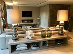 The Netherlands / Barendrecht / Private Residence / Living Room / Avalon / Cravt / Stout Lighting / Status Living / Eric Kuster / Metropolitan Luxury