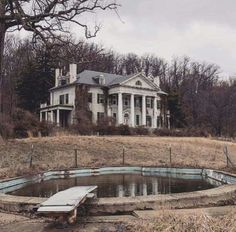 Abandoned Virginia Estate