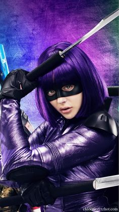 Kick Ass 2 Chloe Moretz Image | Chloe Moretz Kick Ass/Hit Girl
