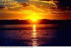Calafornia sun set