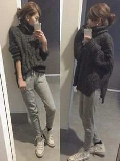 KORMARCHのニット・セーターを使ったsayakaのコーディネートです。WEARはモデル・俳優・ショップスタッフなどの着こなしをチェックできるファッションコーディネートサイトです。