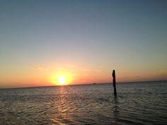 Beautiful Sunset Mirlo Beach~ Hatteras Island