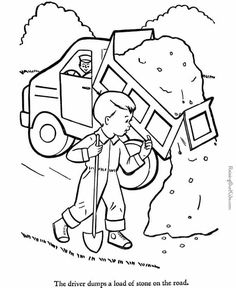 free dump truck coloring pages to print enjoy coloring - Air Force Coloring Pages Printable