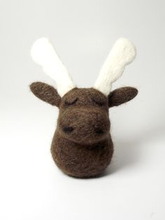 BRIKA.com | Felt Moose | $44