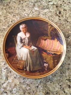 Norman Rockwell Collector's Plate Reminiscing in by JewelzVintage