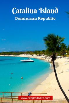 Catalina Island, Dominican Republic.... Paradise is waiting! From stunning beaches, superb snorkeling & diving; Catalina is an oasis for nature lovers and one of the top things to do from Punta Cana