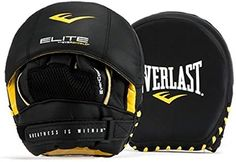 Amazon.com : Everlast Elite Mini Mitts Mma Training Gear, Kickboxing Training, Training Equipment, Boxing Workout With Bag, Martial Arts Gear, Best Uniforms, Boxing Coach, Mini, Leather