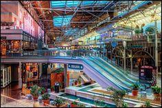 St. Louis Union Station, Missouri by szeke, via Flickr