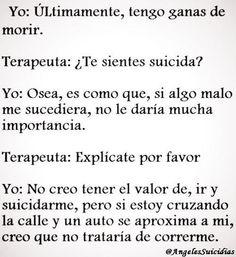 Ángeles Suicidas.