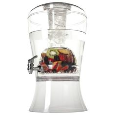 Beverage Dispenser with Infuser - 3 Gallon