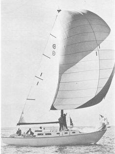 Cal 36 photo on sailboatdata.com