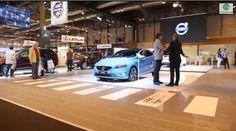 Salón del Automóvil de Madrid 2014.