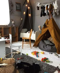 32 children's room design, let us take a look, how to mix the most popular children's room! Baby Bedroom, Baby Boy Rooms, Little Girl Rooms, Nursery Room, Girls Bedroom, Toddler Rooms, Kids Room Design, Nursery Inspiration, Kids Decor