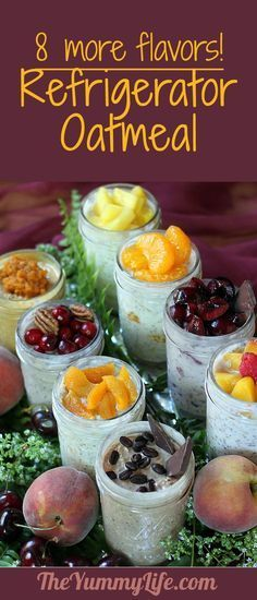 Muesli, summer porridge, and refrigerator oatmeal are all names for this popular make-ahead, no-cook, healthy grab-and-go mason jar breakfast.
