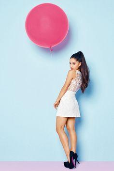 Ariana♡ a dangerous woman... hahahhah♡