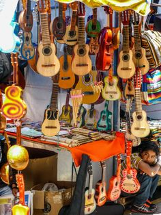 Artisan Market at Otavalo, Ecuador. I had so much fun at Otavalo. And lots of great bargains. 2012