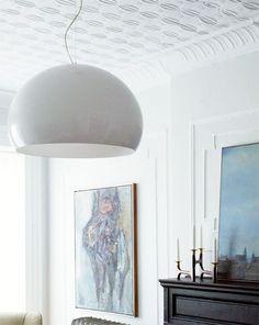 Inspiration kartell fl y on pinterest lamps pendant - Lampara fly kartell ...