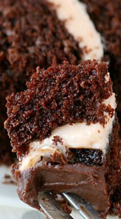 Chocolate Orange Cake ~ Rich, moist and delicious