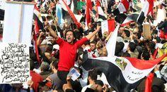 Scontri in #Egitto, l'opposizione rifiuta l'offerta di dialogo del presidente #Morsi