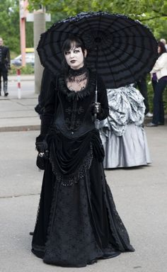 Gothic Fashion Pointers That Will Having You Look Your Best. If you have tried to match and mix with the clothes in your closet, you know how hard Gothic Dress, Gothic Outfits, Gothic Lolita, Steampunk Dress, Gothic Steampunk, Tribal Fusion, Gothic Fashion, Victorian Fashion, Victorian Gothic