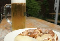 A German beer garden and restaurant inspired by traditional biergartens of Cologne, Loreley serves 12 brews on tap in either liter or half-liter steins, plus eats like schnitzel, bratwurst, and Gegrilltes Hühnchensandwich (trying saying that... one time fast!).