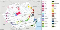 Romania Wine Regions - Corking Around Map, Cooking, Summary, Languages, Traveling, Kitchen, Location Map, Kochen, Peta