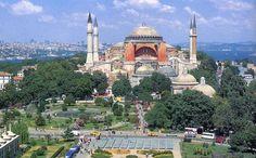 Catedrala Sfânta Sofia din Constantinopol