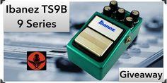 Ibanez TS9B 9 Series Tubescreamer Giveaway