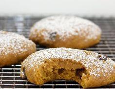 Homemade Pumpkin Chocolate Chip Cookies #Fall #Pumpkin Recipes