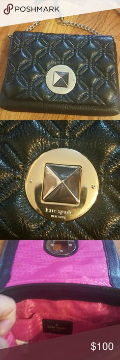 Kate Spade Bag Kate Spade crossbows bag carried one time Excellent condition kate spade Bags Crossbody Bags