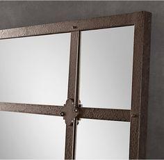 Factory Panel Mirror