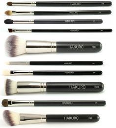House of Beauty - Beauty, INGLOT Cosmetics, PAESE, Hakuro Brushes, Get the Look