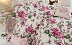 1639-neva-ruzova-lozni-povleceni Comforters, Quilts, Blanket, Bed, Furniture, Home Decor, Blankets, Quilt Sets, Home Furnishings