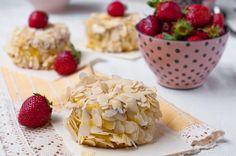 Mini Biscuit Cakes ✤ Мини бисквитени тортички