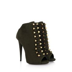 Bootie - Shoes Giuseppe Zanotti Design Women on Giuseppe Zanotti Design Online Store @@Melissa Nation@@ - Fall-Winter Collection for men and women. Worldwide delivery.| I37032 002