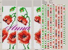 20 around bead crochet rope pattern Beaded Flowers Patterns, Bead Crochet Patterns, Bead Crochet Rope, Peyote Patterns, Beading Patterns, Crochet Beaded Bracelets, Beaded Necklace Patterns, Bead Loom Bracelets, Seed Bead Flowers