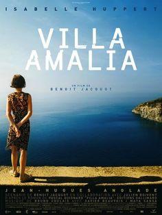 La maravillosa Isabelle Huppert vuelve a lucir sus fabulosas dotes interpretativas en el último filme de Benoît Jacquot, Villa Amalia, un profundo filme intimista que queda abierto a la interpretación personal.